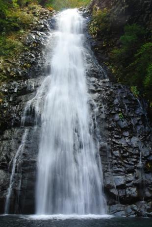 欅谷13さぎりの滝直下