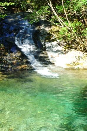 欅谷18やすらぎの滝