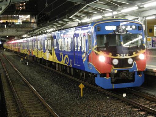 西武鉄道999(スリーナイン)