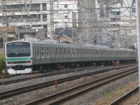 E231系 松戸周辺地域にて 2
