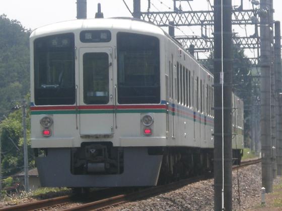 西武4000系-高麗~東飯能にて 2