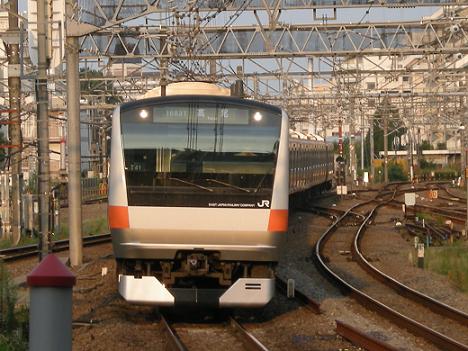 E233系T41編成
