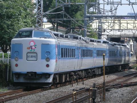 183系(モモちゃん)