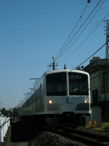 多摩川線新101系-夏
