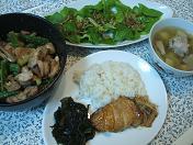 20100131お夕飯