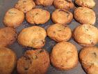 20101016チョコチャンククッキー