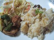 20100418いっちゃん炊き込みご飯