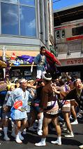 20100905自由が丘お祭り (1)