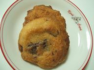 20101011チョコチャンククッキー