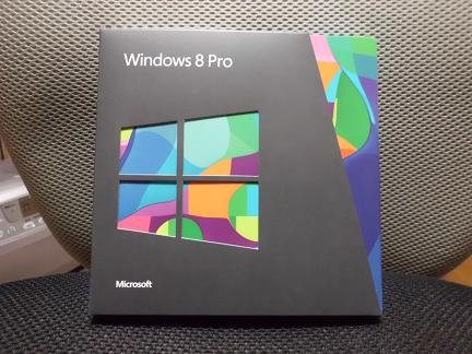 Windows8中身