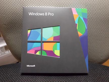 Windows8中身
