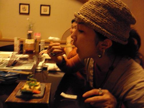 食事会 豆腐