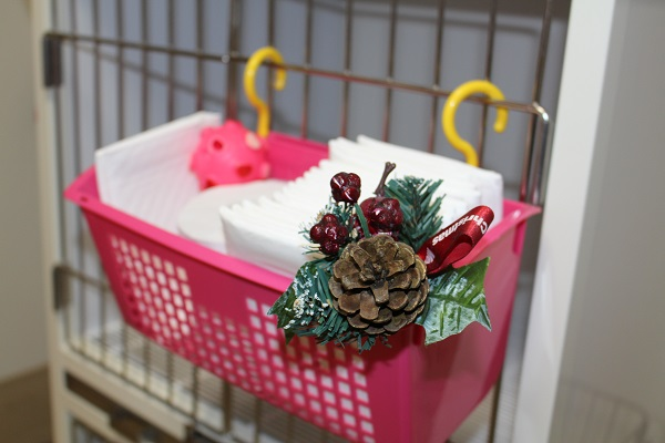 2014.11.19 クリスマスの飾り付け☆-8