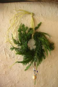 Yomiko's wreath
