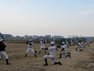 野球少年たち