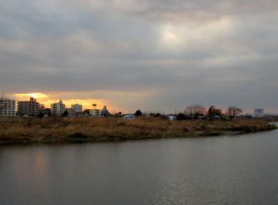 河川敷の風景2