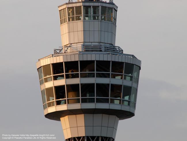 マリンタワー展望台ズーム・イン