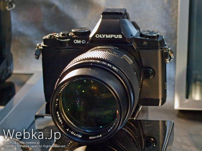 OLYMPUS OM-D E-M5 + MF-2 + ZUIKO AUTO-T 100mm F2