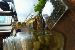 梅酒とモヒート