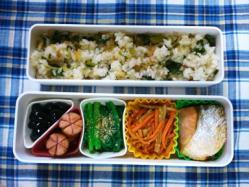 click!! 10月23日のお弁当