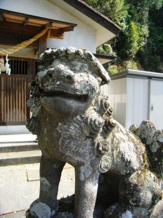 小ヶ瀬神社日高1