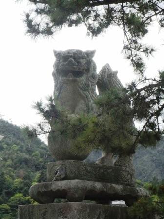 厳島神社宮島1