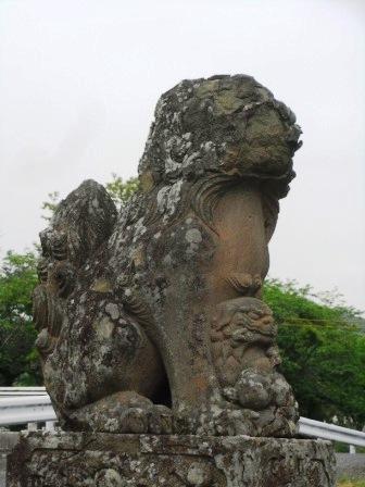 八幡神社堅来2
