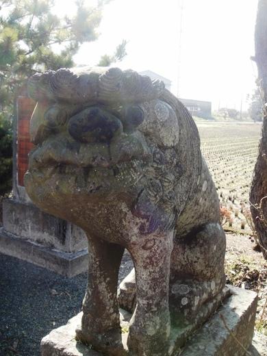 八幡神社太神1