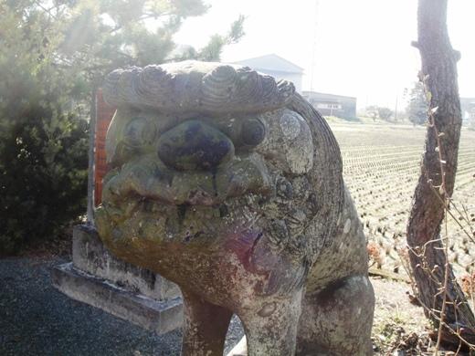 八幡神社太神2