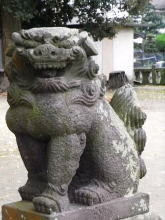 弓頭神社1