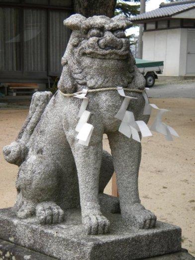 諏訪神社西福間2