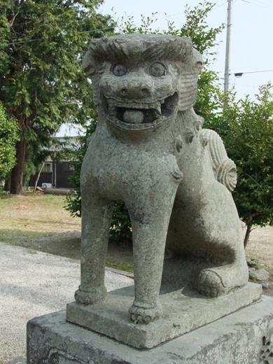 豆津八幡宮1