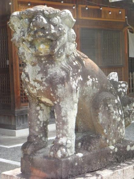 八幡古表神社9