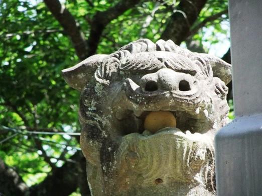 温泉神社日奈久2