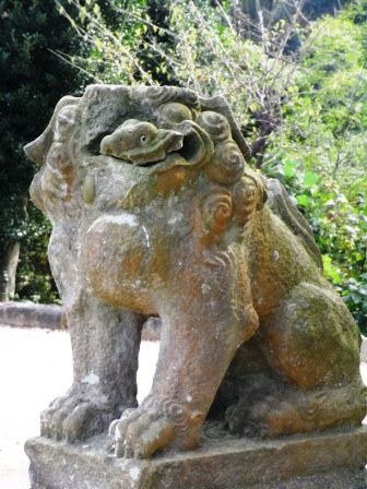 愛嶽神社1
