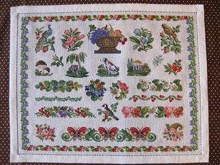 Antique Sampler 320