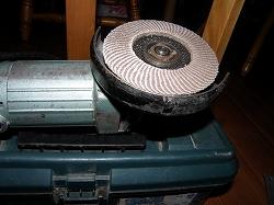 研磨用ディスクと研磨用ガード