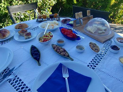 トルコの朝食