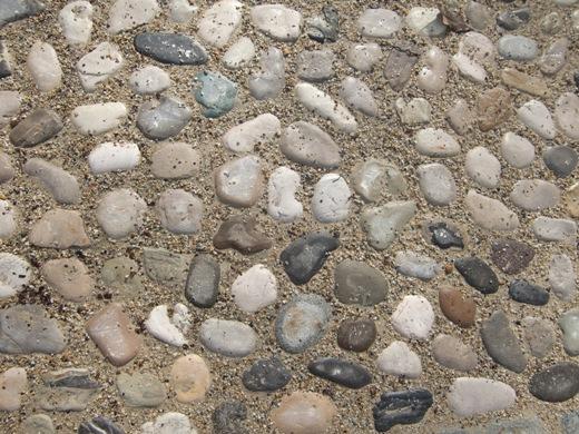 カステッロの歩道