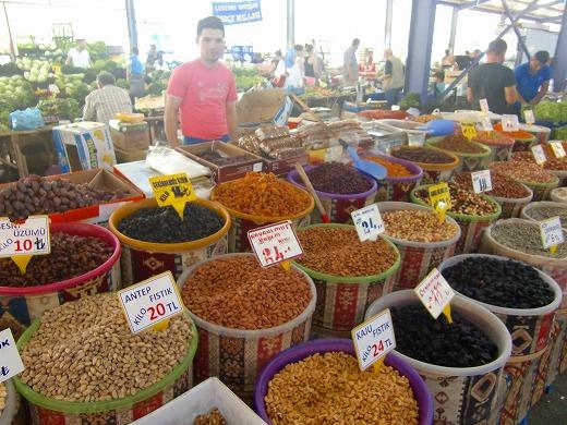 Yesilkoy市場