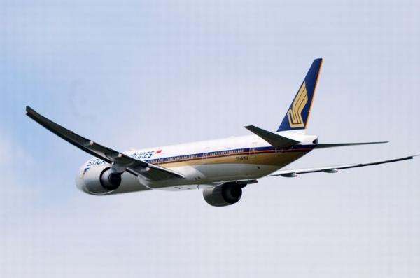 20140923 シンガポール航空