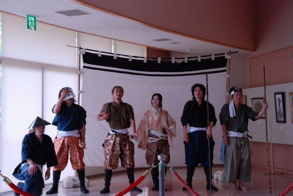 os.忍城ライトアップ 20141011 010
