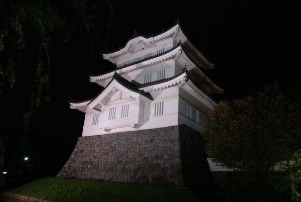 os.忍城ライトアップ 20141011 004