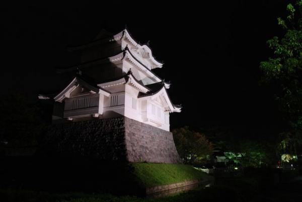 os.忍城ライトアップ 20141011 006