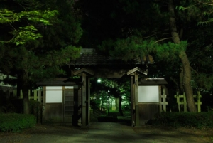 os.忍城ライトアップ 20141011 007