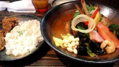 samurai カレーその1