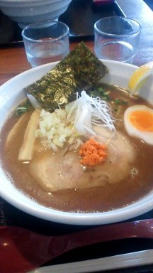 赤松~鮭だし濃厚醤油