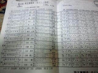 1999帝王賞_2