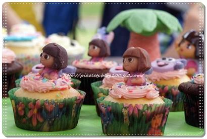Dora Cupcakes1