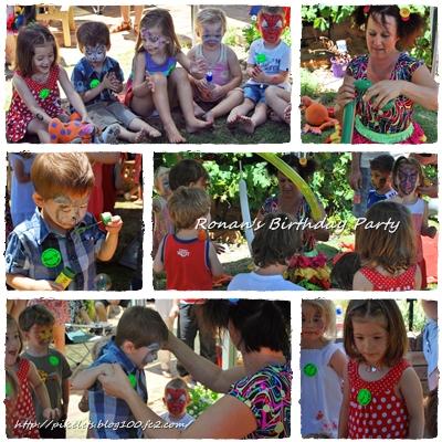 Ronan's Birthday